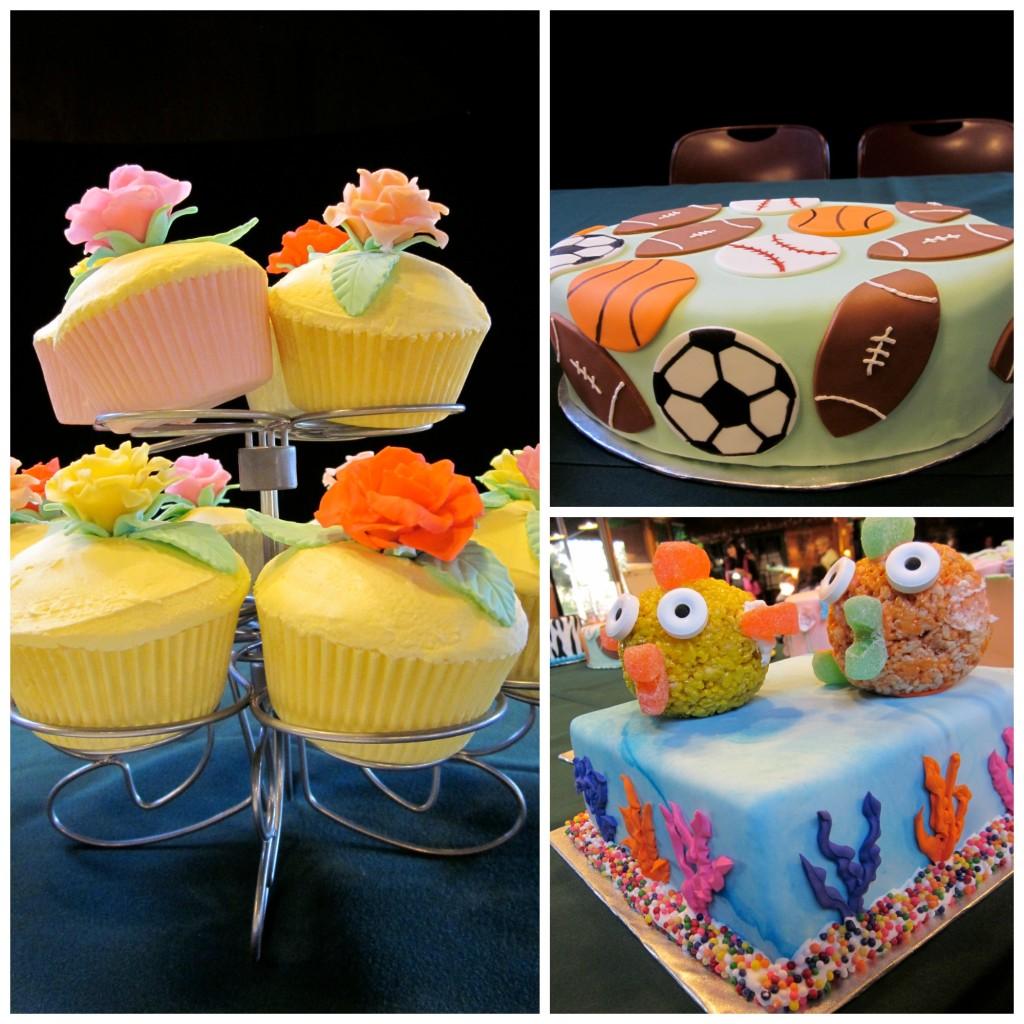 Wilton Cake Decorations