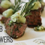 Lamb Skewers: Entree or Appetizer