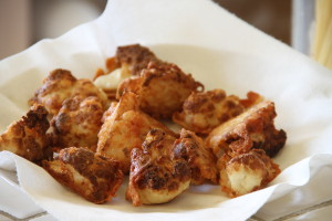 Thanksgiving Fried Cauliflower