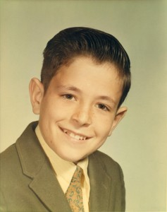 Robert Lyness age 7