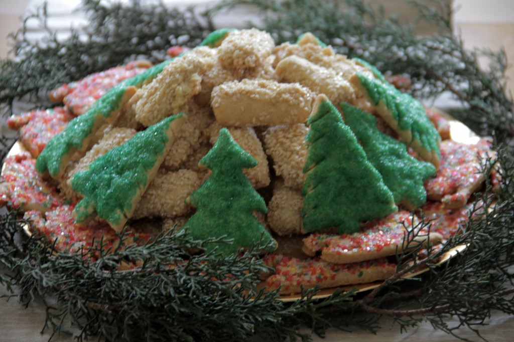 Biscotti Sicilian Christmas Cookies