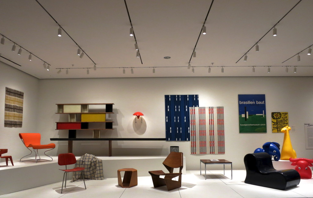 MoMA mid-century furniture