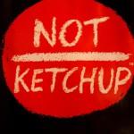 Not Ketchup logo