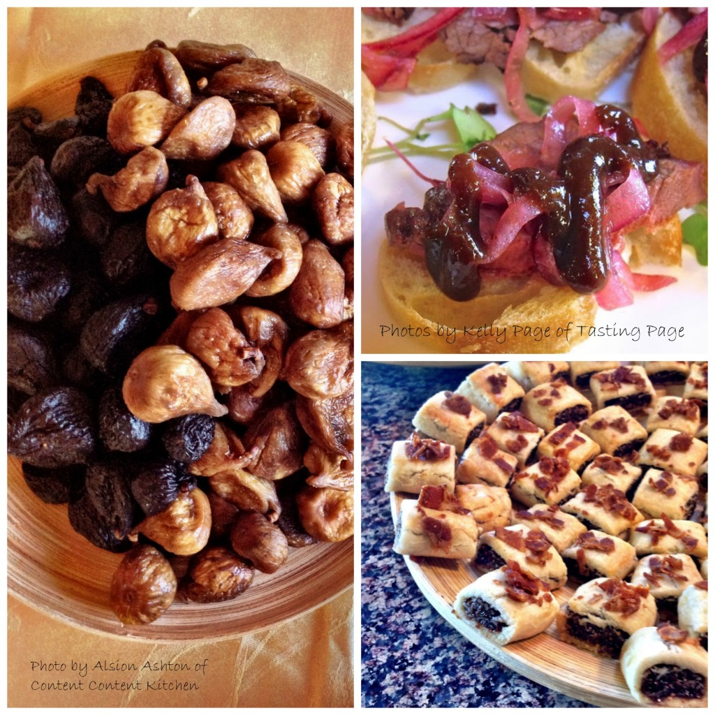 Dried figs, figgy piggy fig bars