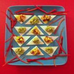 Jicama Crackers