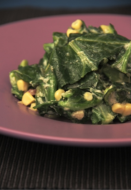 how to pick and clean collard greens