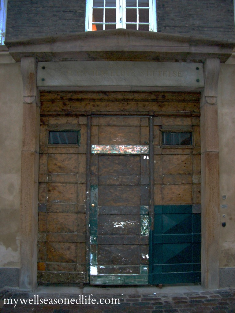 Mette's gate