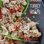 spicy ground turkey