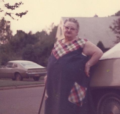 Nana Judy Lyness