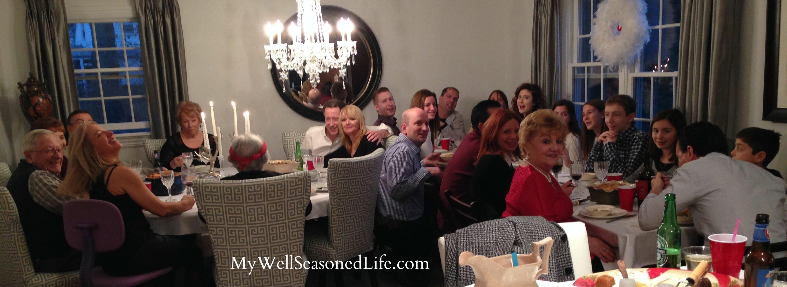 Lyness/Scudieri Christmas gathering