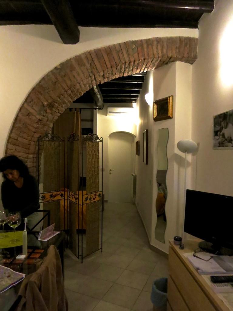 AirBNB rental Rome