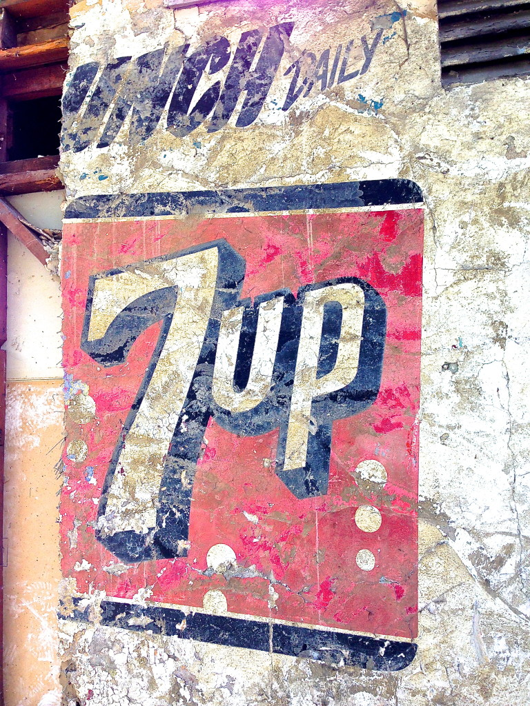 7-Up Sign, Silver Lake, Los Angeles