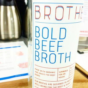 Brothee Bold Beef Broth