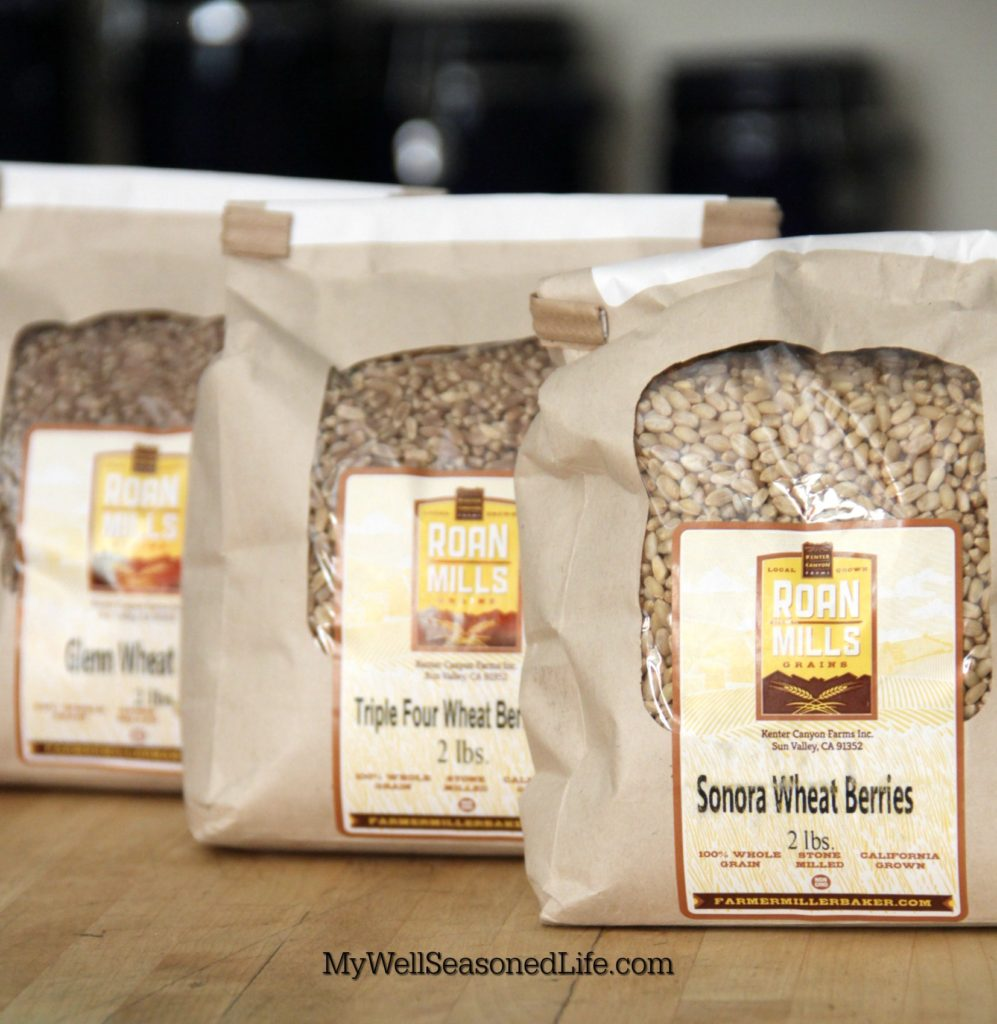 sonora wheat berries roan mills