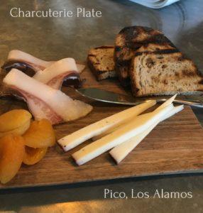 Charcuterie Plate, Pico