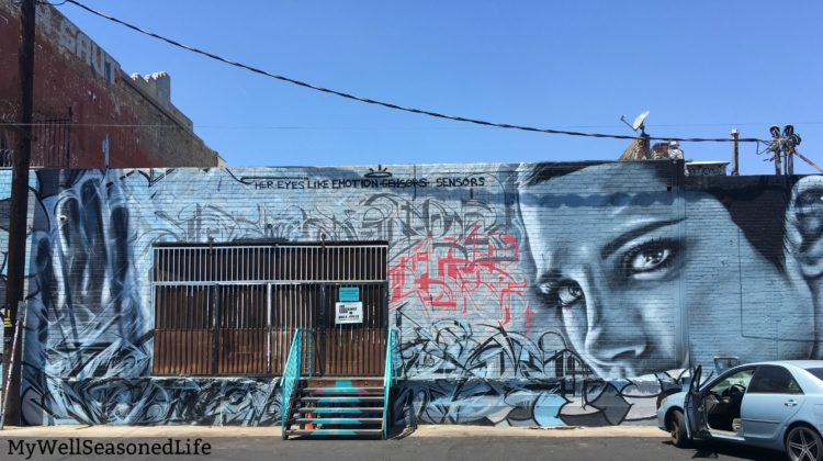 Weekly Wanderings: Downtown LA Arts District
